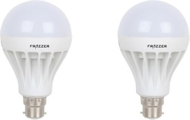7W Warm White LED Bulb (Pack of 2)