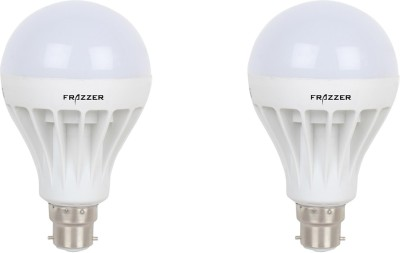 FRAZZER-9W-LED-Bulb-(White,-Pack-of-2)