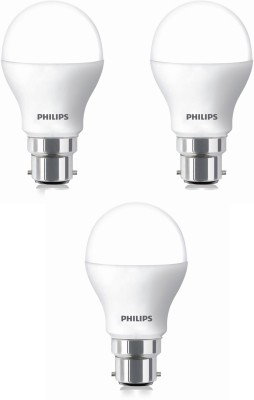 4W LED Bulbs (White, Pack of 3)