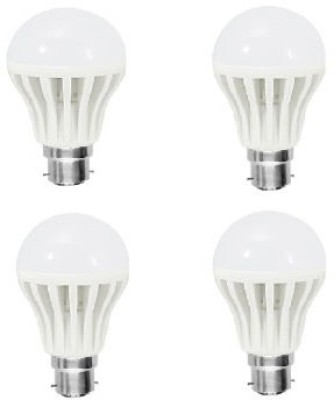5W LED Bulb (Pack of 4)