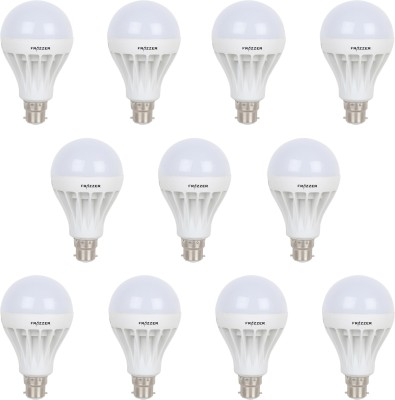 12W LED Bulb (White, Pack of 11)