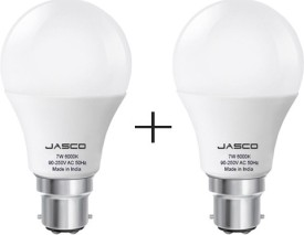 7W-B22-LED-Bulb-(White,-Pack-of-2)-