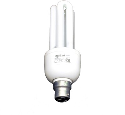20-W-3U-Lamp-B22-Cap-CFL-Bulb-(Cool-Day-Light)