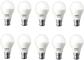 FL09B22AL 9W LED Bulbs (Set of 10)