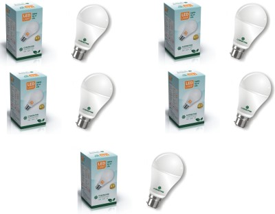 7 W LED Bulb White (pack of 5)