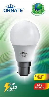 9W 920 lumens White LED Bulb
