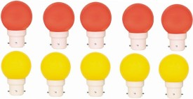 0.5W-Multicolour-LED-Light-(Pack-Of-10)-