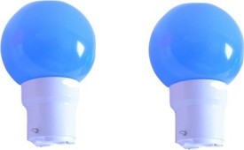 DAXNB003-0.5W-LED-Light-Bulbs-Blue-(Set-of-2)