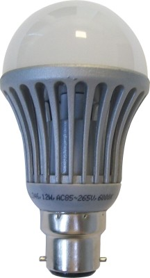 12 W B22 LED GLS Bulb (White)