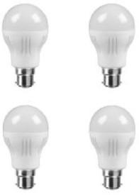 15W LED Bulbs (White, Pack of 4)