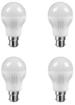 15W LED Bulbs (White, Pack of 4)