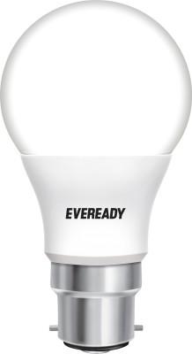 5 W LED Cool Day Light white - Get 4 Alkaline Strip Free Bulb