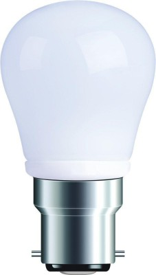 4W B22 Warm White LED Bulb