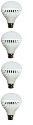 N-Safe-7-W-LED-Bulb-White-(pack-of-4)
