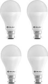 15 W LED CDL B22 HPF Bulb White (pack of 4)
