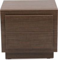 Evok Engineered Wood Chest Of Drawers (Finish Color - Brown)