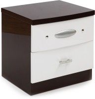 Evok Engineered Wood Chest Of Drawers (Finish Color - White)
