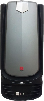 iBall Cabinets iBall Gamer Mid Tower Cabinet