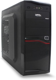 Zebronics Serenity Without Smps Full Tower Cabinet