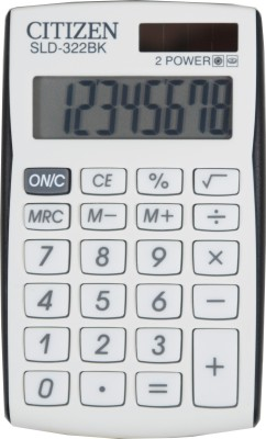 Buy Citizen SLD-322 BK Basic: Calculator
