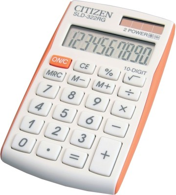 Buy Citizen SLD-322 RG Basic: Calculator