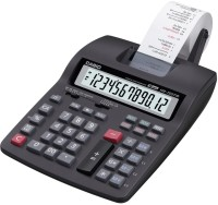Casio HR-150TM Printing (12 Digit)