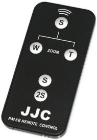 JJC RM-E6 IR Wireless Remote Control for Canon  Camera Remote Control