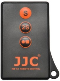 JJC Rm-S1 Wireless Remote Control For Sony Replaces Sony Rmt-Dslr1  Camera Remote Control