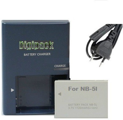 Digipack NB 5L Canon SD700 SD770 + CB 2LXE