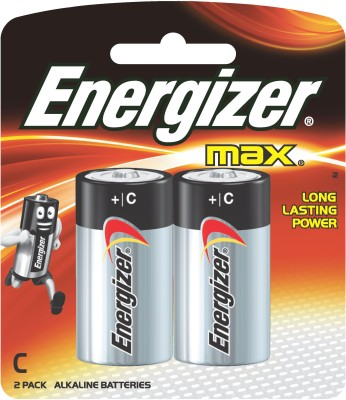 Energizer Max E93BP2 C