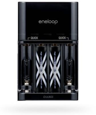 Sanyo Eneloop BC-KJR6W20TM Battery Charger