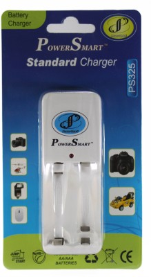 Power Smart Standard battery Charger (for Ni-MH AA/AAA Rechargeable Batteries)