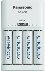 Panasonic BQ-CC18-3MCCE-4BN Camera Battery Charger