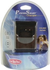 Power-Smart-Quick-Camera-Battery-Charger-(For-Li-10B-)