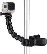 Smiledrive Bendable Neck Jaw Clamp Camera Mount