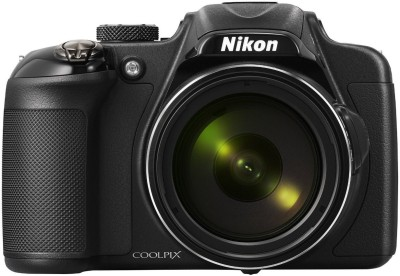 Nikon Coolpix P600 Point & Shoot Camera
