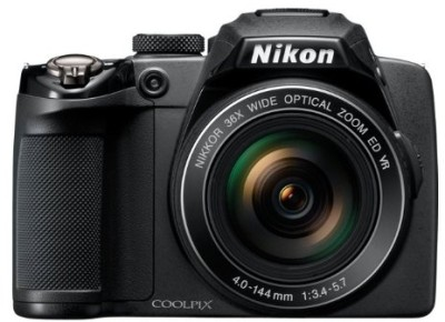 Buy Nikon Coolpix P500 Point & Shoot Camera: Camera