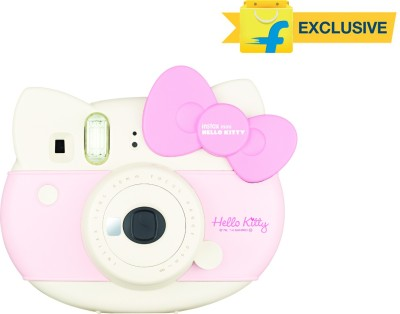 Fujifilm Hello Kitty Mini Instant Camera  Pink  available at Flipkart for Rs.7999