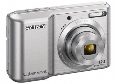 Sony Cyber Shot DSC S2100 Silver available at Flipkart for Rs.6990