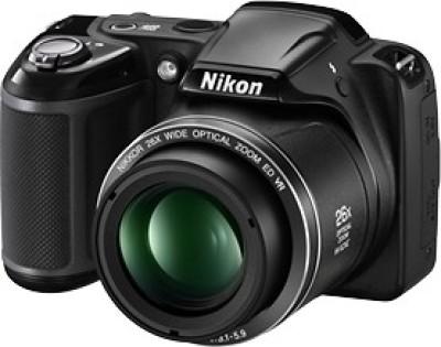 Nikon Coolpix L330 Point & Shoot Camera