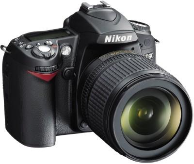 Nikon D90 SLR with AF-S 18-105mm VR Kit Lens