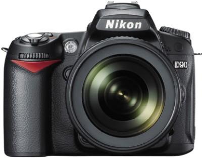 Buy Nikon D90 DSLR Camera: Camera
