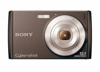 Buy Sony Cybershot DSC-W510 Point & Shoot Camera: Camera