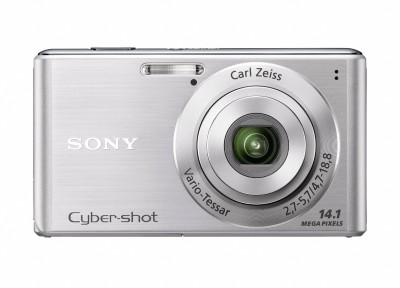 Sony Cybershot DSC W530 Silver available at Flipkart for Rs.7990