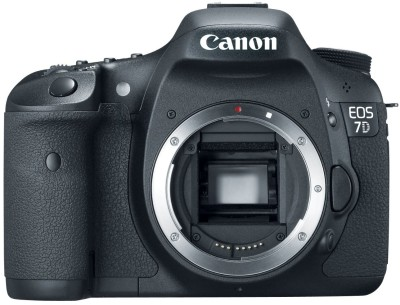 Buy Canon EOS 7D SLR: Camera