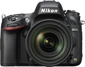 af93f2d640f Buy Nikon D610 DSLR Camera on Flipkart