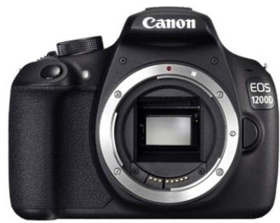 Canon EOS 1200D SLR (Body Only)