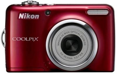 Buy Nikon Coolpix L23 Point & Shoot Camera: Camera