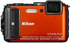Nikon Coolpix AW130 Digital Camera