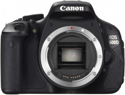 Canon EOS 600D SLR Camera at Rs 29999 Only - Extra 9% Off